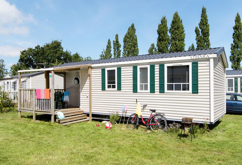 Mobile homes to rent in brittany - Holidays rentals in brittany ...