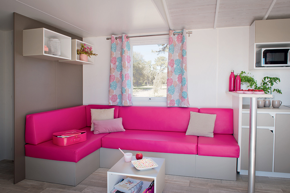 8 people Grand Comfort Mobile home in brittany - Holidays rentals in ...
