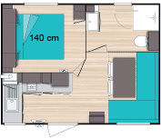 plan mobile home grand confort 2 pers la ville huchet