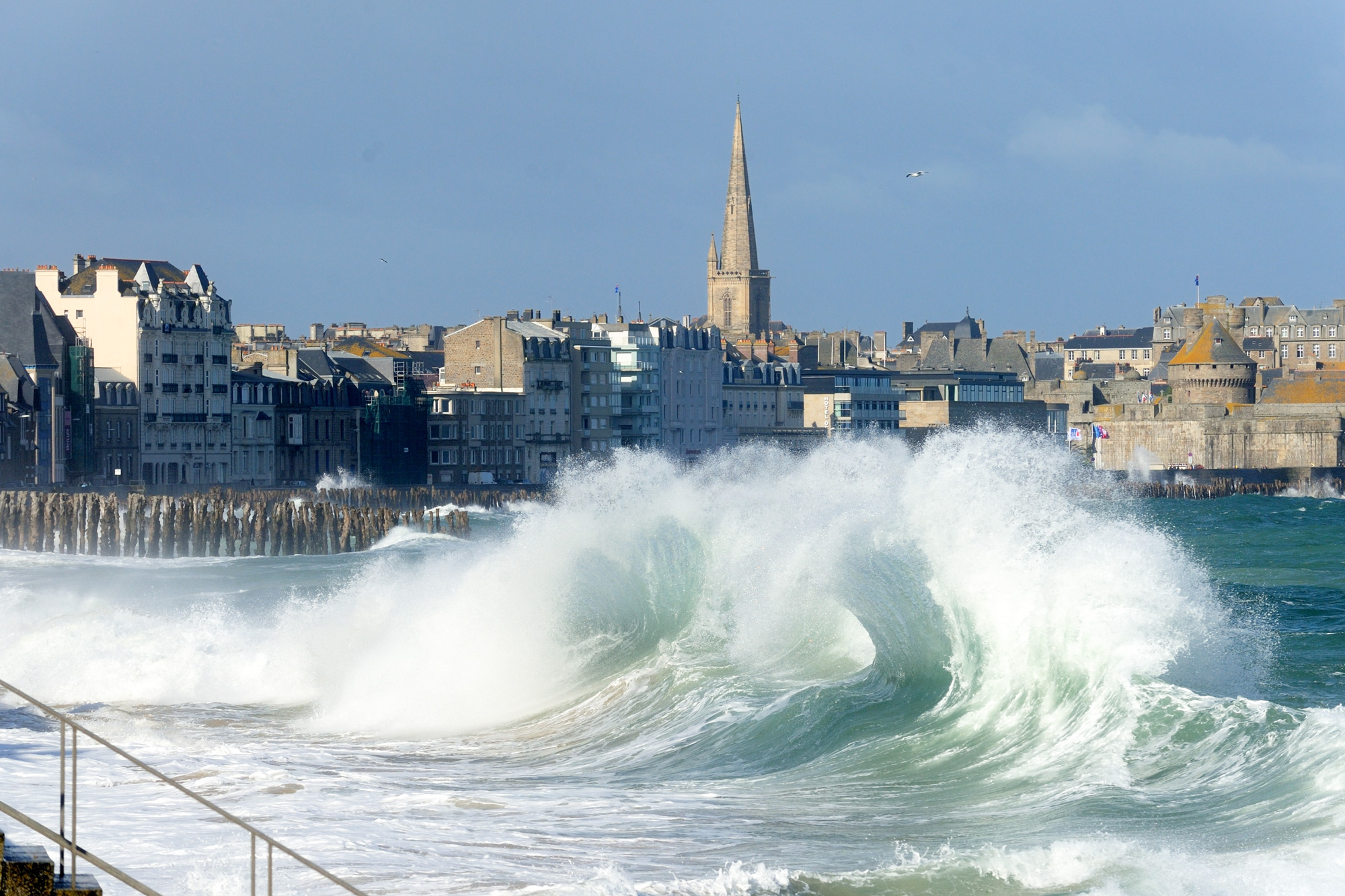 High tides Saint-Malo in 2019 - Special offers and news - La ...